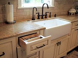 image of ceramic farmhouse kitchen sinks bathroom sinks example of a farm kitchen apron kitchen sink kitchen