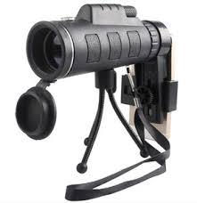 Telescope With Compass <b>40X60 Monocular</b> High Power Night ...