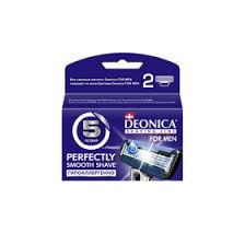 Сменные <b>кассеты Deonica for</b> men 5 лезвий, 2 шт (3807685 ...