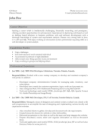 experience resume format for java developer cipanewsletter core java resume for experienced equations solver