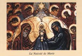 Image result for birth of mary september 8