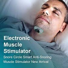 WAIDLY <b>Snore Circle Smart Anti</b> Snoring - Snoring Muscle ...