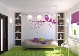 purple girls bedroom ideas contemporary kids