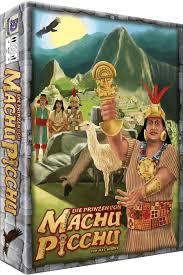 <b>Die Prinzen</b> von Machu Picchu | Board Games | Games | Product ...