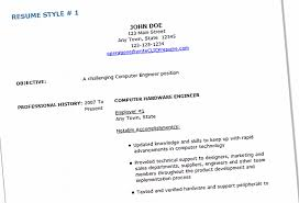 how to write a very effective resume by hire authority netresume style