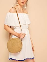 <b>Women</b> Crossbody Summer <b>Beach Bags Woman Straw Bags</b> ...