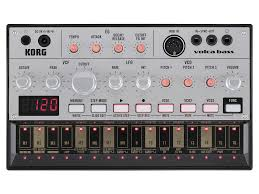 Купить Карманные <b>синтезаторы Korg Volca BASS</b> за 11502 Р с ...