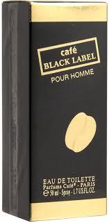<b>Cafe</b>-<b>Cafe Black Label</b> 50 мл 40102, код 3331434010202. 5 отзывов
