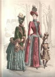 """Résultat de recherche d'images pour """"mode feminine 1880"""""""