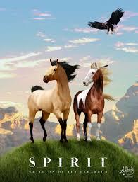 Image result for spirit the stallion of the cimarron