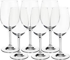 """Набор <b>бокалов для вина</b> Bohemia Crystal """"Лара"""", <b>350</b> мл, 6 шт ..."""