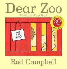 Dear Zoo  A Lift the Flap Book  Rod Campbell                 Amazon com  Books Amazon com