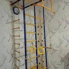 <b>Детский спортивный комплекс Пионер</b>+ мат – купить в Наро ...