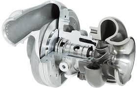 High-heat-resistant <b>ball bearing</b> unit for automobile <b>turbochargers</b> ...