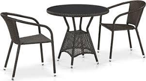 <b>Комплект мебели Афина T</b> 707 ANS/Y 137 C-W 53 2Pcs Brown ...