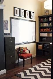 work from home office space idea board catch office space organized