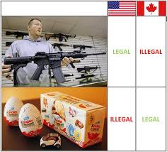 Legal vs Illegal - Memes and Comics via Relatably.com