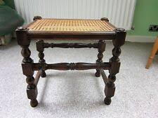 <b>Solid</b> Wood <b>Antique Style</b> Footstools for sale | eBay