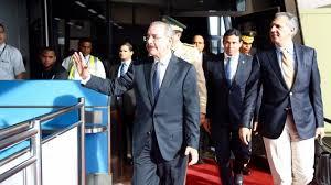 Resultado de imagen para Danilo Medina va hoy a Ecuador para participar en IV Cumbre CELAC