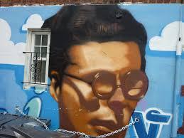 aldous huxley bibli ic aldous huxley graffiti mural