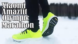 10 фактов Xiaomi Amazfit Olympic Marathon II Выбор любителя ...