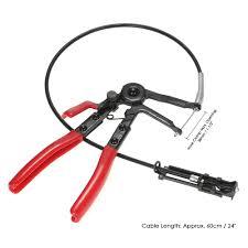 "24"" <b>multitool</b> Cable type Flexible Hose <b>Clamp Pliers</b> hand repair <b>tool</b> ..."
