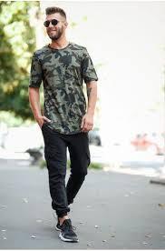 <b>Футболка</b> Long <b>Camo</b> - Street Fashion