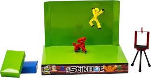 <b>Stikbot Игровой набор</b> Анимационная студия со сценой и ...