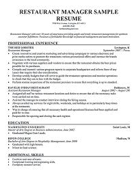 job resume   assistant restaurant manager resume resume writter    job resume assistant restaurant manager resume resume writter restaurant restaurant manager resume objective free restaurant