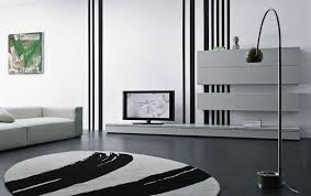 awesome white black wood cool design bed fitted tv mount furniture contemporary wall unit floor lamp bedroom contemporary furniture cool