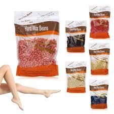 100g/<b>300g</b> Chamomile Depilatory <b>Pearl Hard Wax</b> Beans Brazilian ...