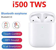 OUYAWEI <b>i500</b> TWS <b>Wireless</b> Earphone 5D Super Bass <b>Wireless</b> ...