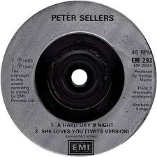 Image result for peter sellers hard day's night