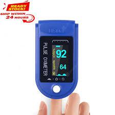 <b>RUNFENTE Digital Finger Oximeter</b> Portable Electronic LED Display ...