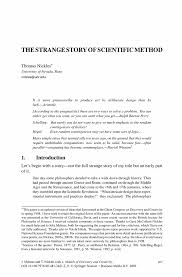 scientific method essay scientific method essay