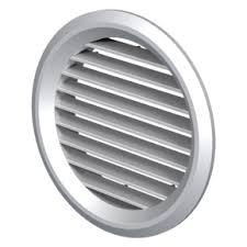 Приточно-вытяжная вентиляционная <b>решетка</b> круглая <b>МВ</b> 50 бВ ...
