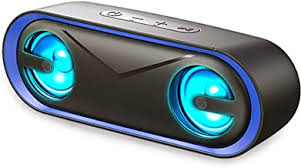 LED Bluetooth Speakers - Amazon.co.uk