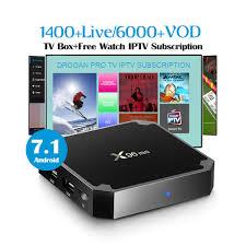 IPTV Box 2G16G <b>X96 mini</b> S905W Android 7.1 TV BOX 1000+ full <b>hd</b>