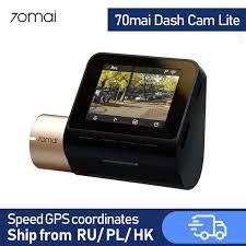 <b>70mai Dash</b> Cam Lite 1080P GPS Modules <b>70 MAI</b> Lite Car Cam ...