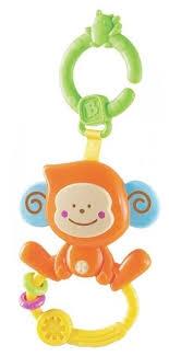 Купить Подвесная игрушка B <b>kids Обезьянка</b> (004499 ...