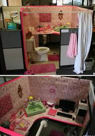 awesome house with cubicle decorating ideas awesome cubicle decorating ideas with bathroom theme decor medium awesome cubicle decorations