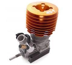 Калильный <b>двигатель Losi 454</b> Engine Non-Pull (LOSR2201). Losi ...