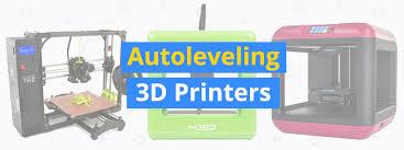 Best <b>3D</b> Printers with <b>Auto</b> Bed <b>Leveling</b> Sensors – <b>3D</b> Insider