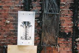 electrical distribution panels circuit breaker fires exemplar panel box