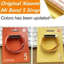 <b>Original</b> Xiaomi Mi <b>Band 5</b> Strap Silicone Wristband Bracelet | eBay