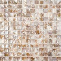 «<b>Стеклянная мозаика Orro</b> Mosaic Glass Sun Shell 30х30 см ...