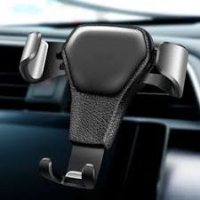 Gravity Car Holder For Phone in Car Air Vent Clip Mount No ... - Vova