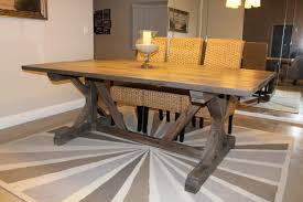 Rustic Dining Room Table Plans Dining Room Tables Plans Rustic Dining Table Plans Home Color