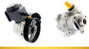 Why buy used? - <b>Brand New Power Steering</b> Pumps from BGA ...