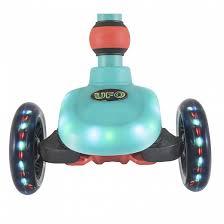 <b>Самокат Tech Team UFO</b> Cyan, купить в Москве